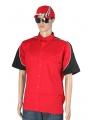 Race outfit voor heren maat XXL